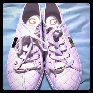 Women's Guess tennis shoes